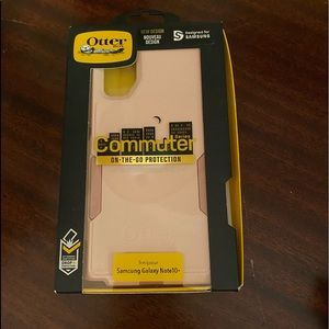 Otter Box Commuter On the Go Note 10